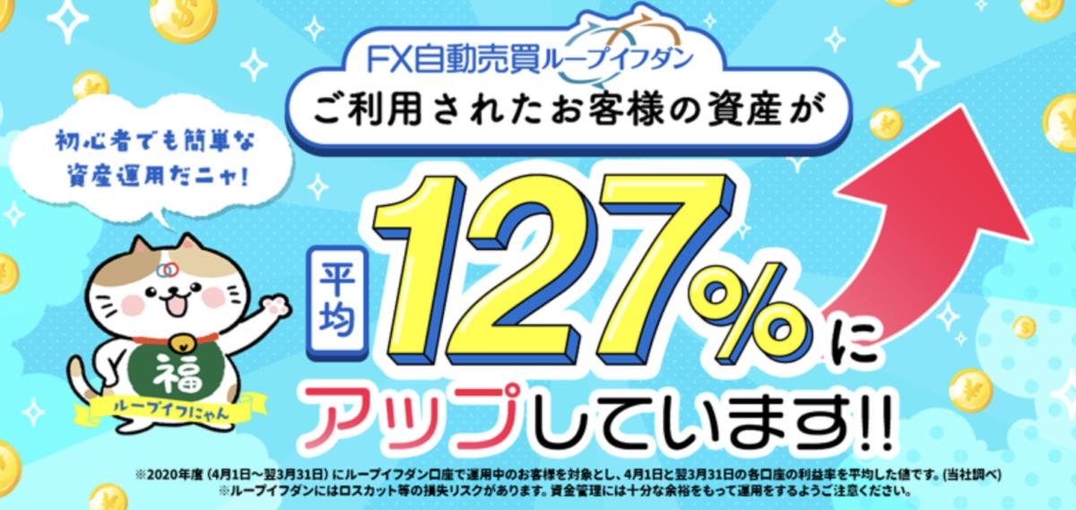 【FX】2021年9月自動売買(ループイフダン)の運用成績について